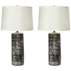 Olle Alberius, Rorstrand Porcelain Lamps