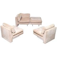 Omnibus Style Sectional Sofa