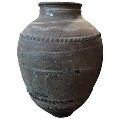 Large 18th Century Italian Terracotta Jar