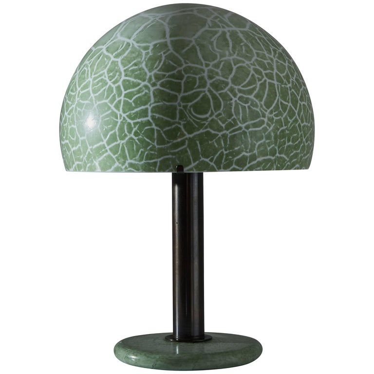 Model 832 Table Lamp by Venini For Sale