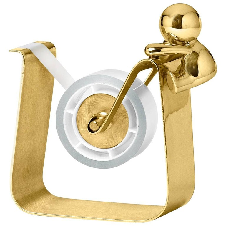 Ghidini 1961 Omini Tape Mate in Polished Brass