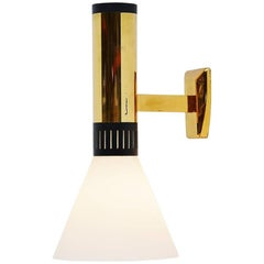 Stilnovo Wall Lamp Model 2109, Italy, 1950