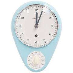 Max Bill Junghans Kitchen Clock, 1953