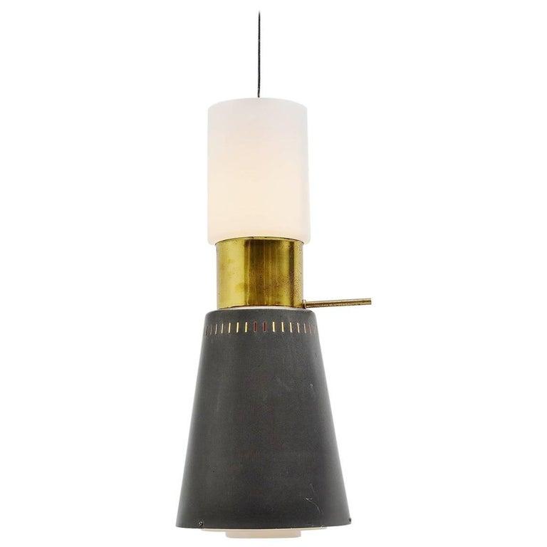 Stilnovo Pendant Lamp Extra Large, Italy, 1950