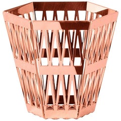 Ghidini 1961 Tip Top Pencil Holder in Rose Gold Finish