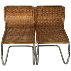 Chairs from Rohe Ludwig Mies Van Der