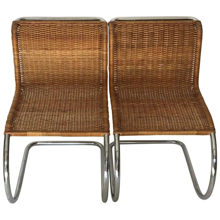 "Ludwig Mies van der Rohe chairs ""1953"""