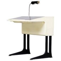 1970s Luigi Colani Writing Desk for Elmar Flötotto