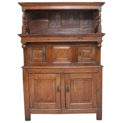 Early 18th Century Oak Tridarn