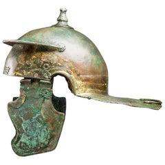 Weisenau Type Bronze Helmet,  Roman Art, 1st-2nd Centuries
