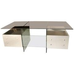 "Large ""Esteral"" Model Desk by Xavier Marbot, 1969-1970"