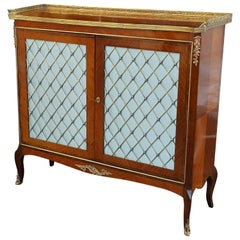Late 19th Century French Side Cabinet