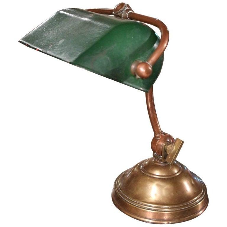 Antique Desk Lamp For Sale - Antique Desk Lamp For Sale At 1stdibs