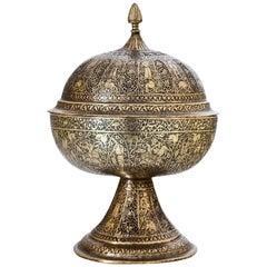 Räuchergefäß, Wahrscheinlich Persien, 19. Jahrhundert