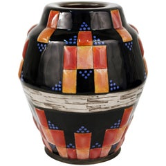 Art Deco Vase by Camille Faure