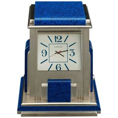 Cartier Prism Mystery Clock