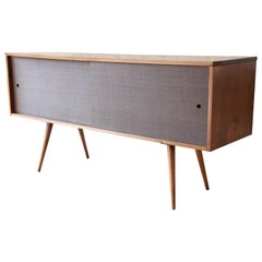 Paul McCobb Planner Group Credenza or Record Cabinet