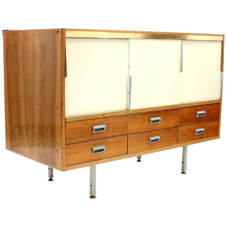 Vintage Rosewood Haberdashery Cabinet, 1960s