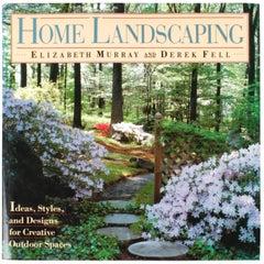 Home Landscaping by Elizabeth Murray and Derek Fell