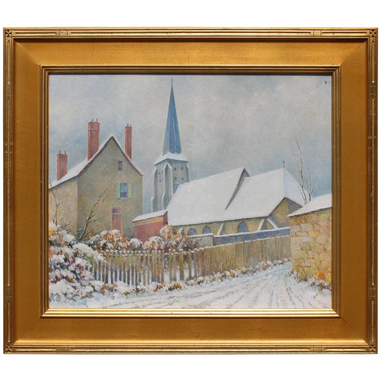 Rue de Leglish Church by Albert van Neese Greene