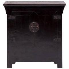 19th Century Chinese Two-Door Cabinet