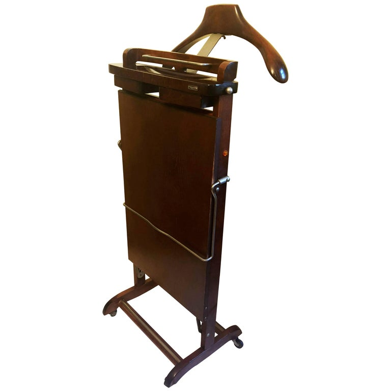 Ico Parisi for Fratelli Reguitti Valet Stand with Trouser Press