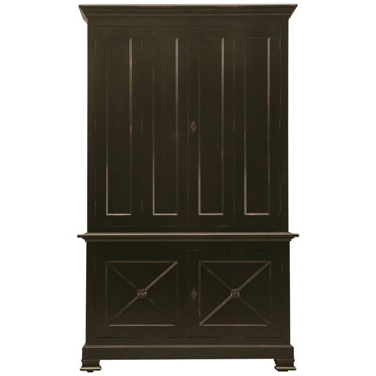Custom directoire style cabinet cupboard for sale at 1stdibs for A 1 custom cabinets