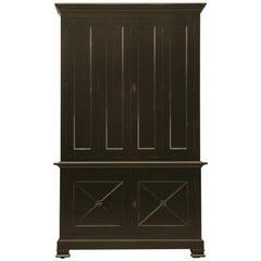 Custom Directoire Style Cabinet/Cupboard