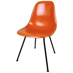 DSX Fiberglass Side Chair by Ray &  Charles Eames for Herman Miller, USA, 1970s