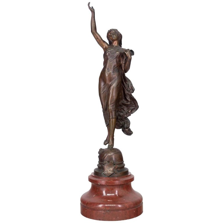19th Century French Bronze Sculpture