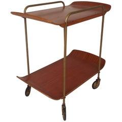 Mid-Century Modern Italian Bart Cart