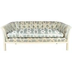 Gustavian Style Love Seat