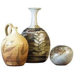 Art Studio Pottery Group by T. Kidick & B. Reddick
