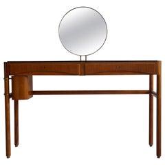 Bertil Fridhagen Mirrored Dressing Table by Bodafors, 1957