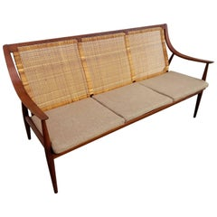 Danish Modern Sofa by Peter Hvidt and Orla Mølgaard-Nielsen