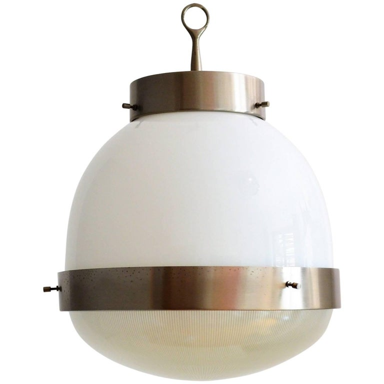 Delta Pendant 'XL' by Sergio Mazza for Artemide, 1960s