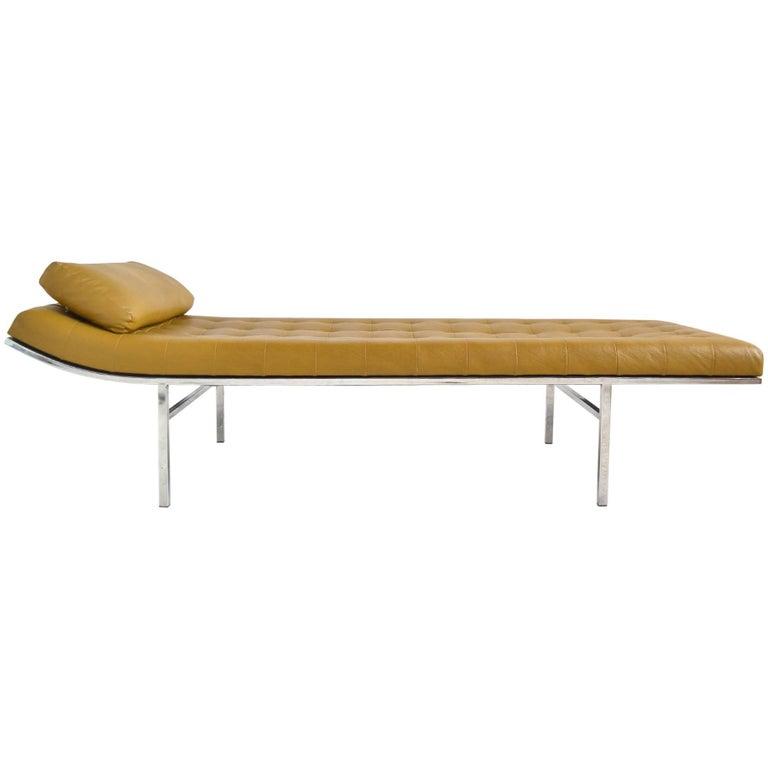 Jules Heumann Chaise by Metropolitan For Sale