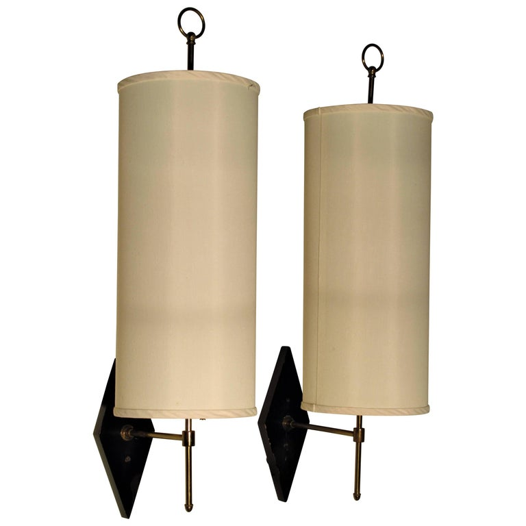 Wall Sconce Lamps in the Style of Tommi Parzinger