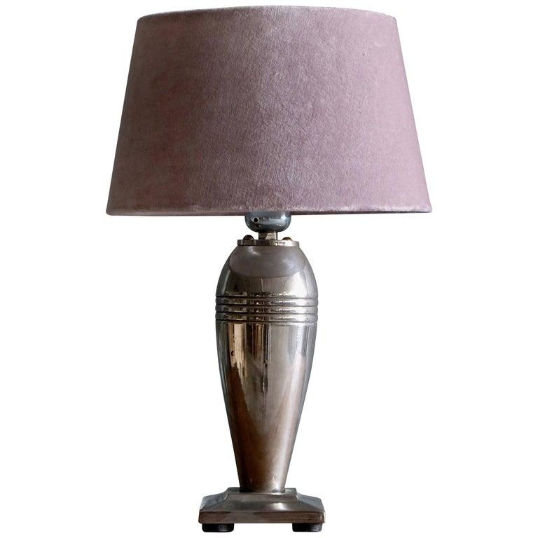 Swedish Table Lamp, 1960s