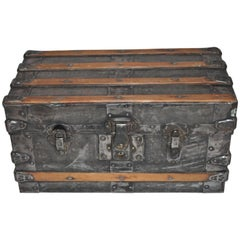 19th Century Miniature Salesman Sample Trunk