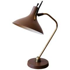 Lightolier Desk Lamp, 1950s