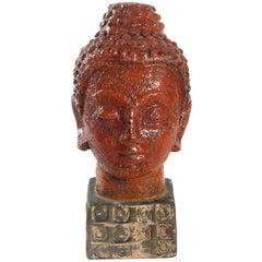 Bitossi Aldo Londi Buddha Italy, circa 1965