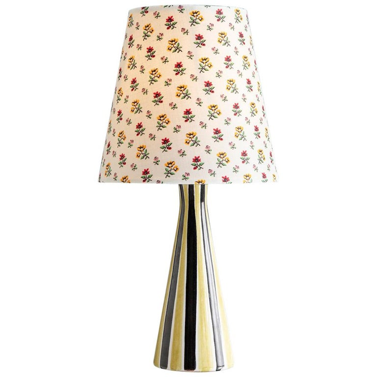 Vintage Ceramic Table Lamp
