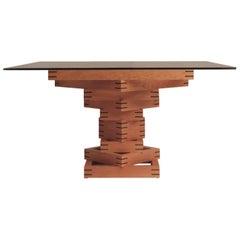 Corinto Table by Ferdinando Meccani, 1978