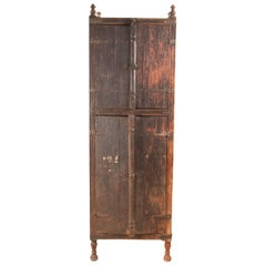 Rustic Wood Cabinet from Goa, India
