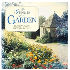 The Genius of the Garden by Peter Verney and Michael Dunne, 1st Edition