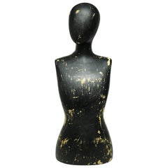 Small Distressed Abstract Mannequin or Figure