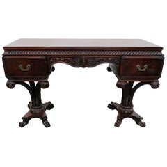 Chinese Chippendale Style Vanity