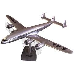 Eastern Airlines Super Constellation Aluminium Model Airplane