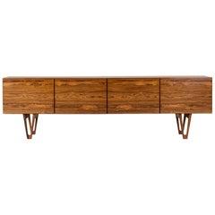 Rosewood sideboard by Ib Kofod Larsen